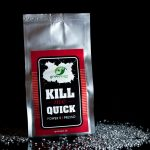 Starker Kaffee GreenApe KillmeQuick Power Espresso Robusta Kaffeebohnen Kill me Quick