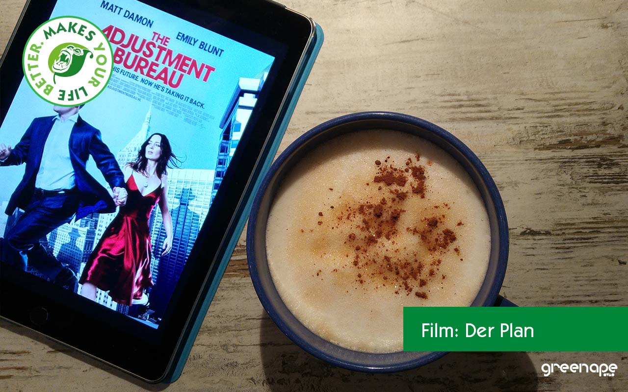 Weihnachts-Countdown: The Adjustment Bureau – Der Plan