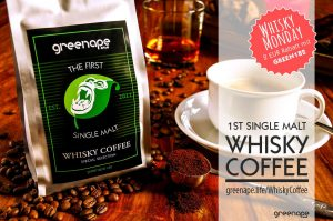 Whisky Monday Angebot GreenApe 1st Singel Malt Whisky Coffee
